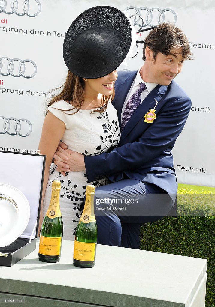 <a gi-track='captionPersonalityLinkClicked' href=/galleries/search?phrase=Kelly+Brook&family=editorial&specificpeople=206582 ng-click='$event.stopPropagation()'>Kelly Brook</a> (L) and Nat Parker attend Ladies Day at Glorious Goodwood held at Goodwood Racecourse on August 2, 2012 in Chichester, England.