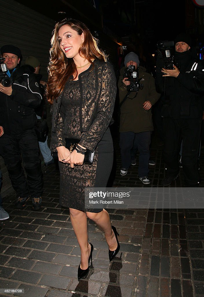 <a gi-track='captionPersonalityLinkClicked' href=/galleries/search?phrase=Kelly+Brook&family=editorial&specificpeople=206582 ng-click='$event.stopPropagation()'>Kelly Brook</a> at The Box nightclub on November 26, 2013 in London, England.