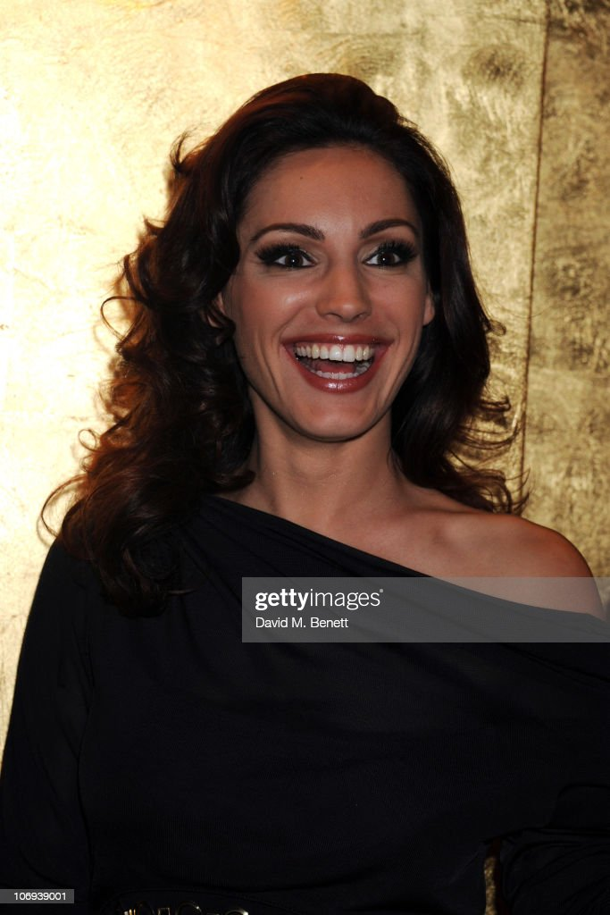 Kelly Brook attends the afterparty following The Prince's Trust Rock Gala 2010 supported by Novae at The Baglioni Hotel on November 17, 2010 in London, England.