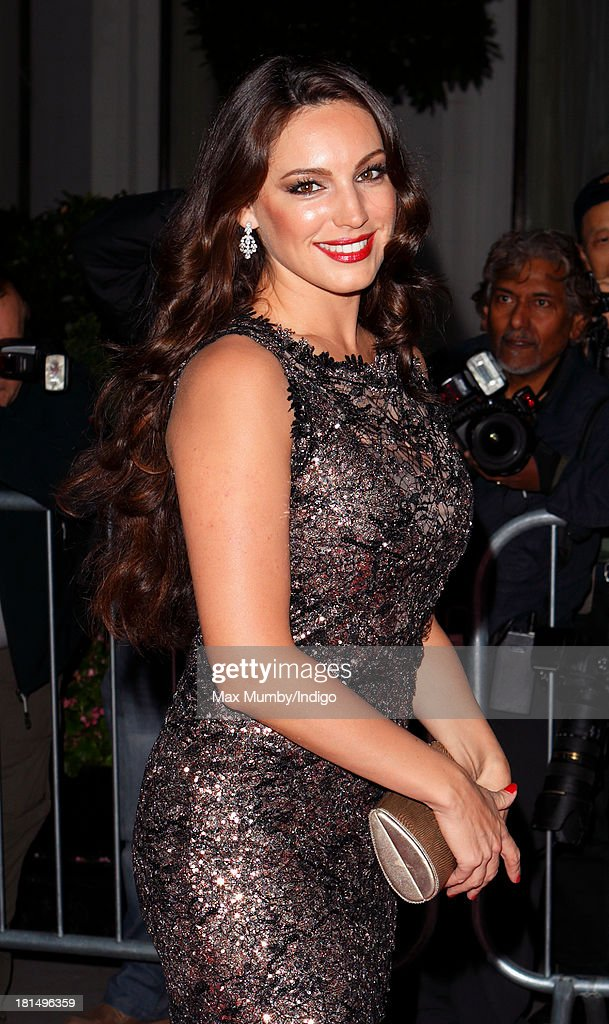 <a gi-track='captionPersonalityLinkClicked' href=/galleries/search?phrase=Kelly+Brook&family=editorial&specificpeople=206582 ng-click='$event.stopPropagation()'>Kelly Brook</a> attends the Boodles Boxing Ball at the Grosvenor House Hotel on September 21, 2013 in London, England.