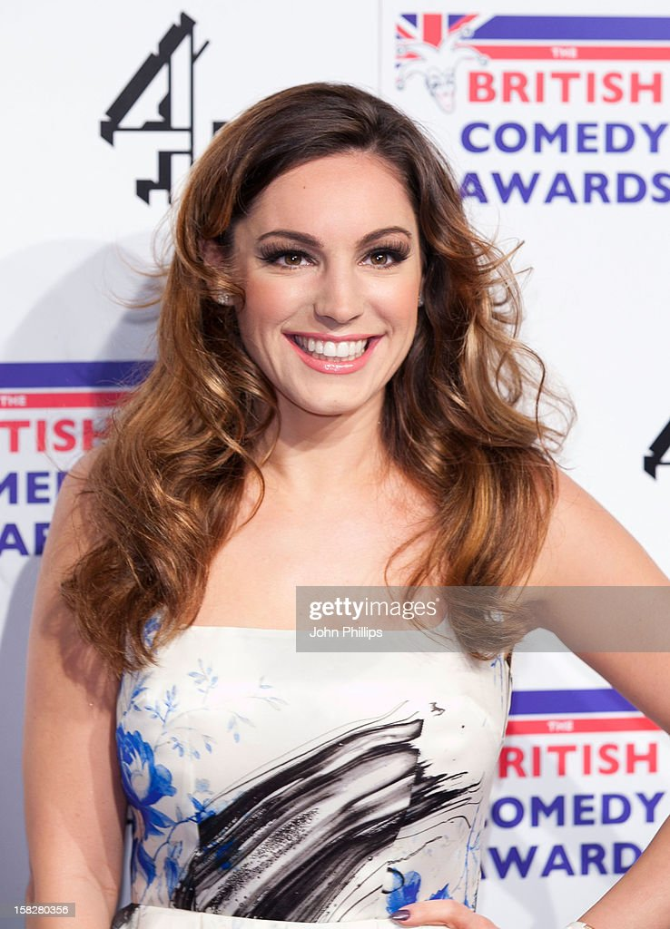 <a gi-track='captionPersonalityLinkClicked' href=/galleries/search?phrase=Kelly+Brook&family=editorial&specificpeople=206582 ng-click='$event.stopPropagation()'>Kelly Brook</a> attends the British Comedy Awards at Fountain Studios on December 12, 2012 in London, England.