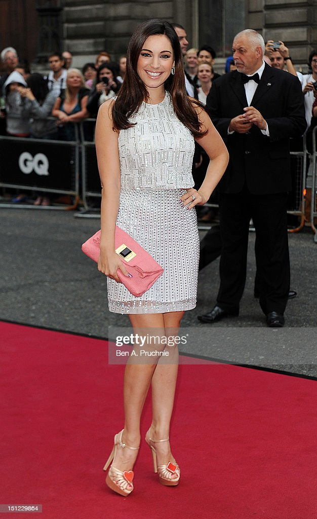 Kelly Brook attends the GQ Men of the Year Awards 2012 at The Royal Opera House on September 4, 2012 in London, England.