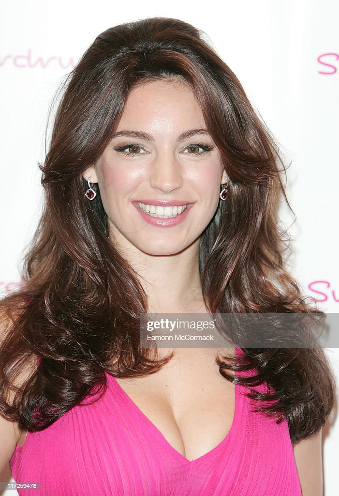 Kelly Brook - Fragrance Launch