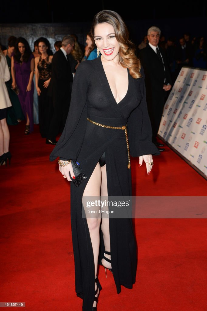 <a gi-track='captionPersonalityLinkClicked' href=/galleries/search?phrase=Kelly+Brook&family=editorial&specificpeople=206582 ng-click='$event.stopPropagation()'>Kelly Brook</a> attends the National Television Awards 2014 on January 22, 2014 in London, England.