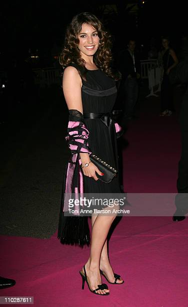 Kelly Brook during 2006 Cannes Film Festival 'Marie Antoinette' After Party Arrivals at Palais des Festival in Cannes France