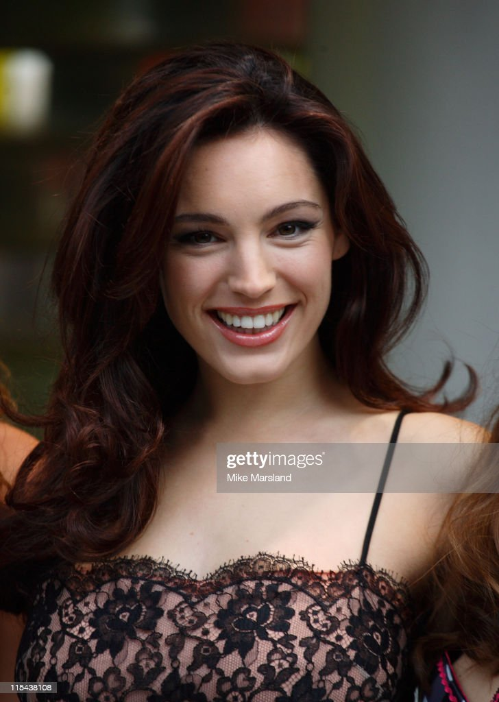 "Kelly Brook Launches ""Kelly Brook Lingerie for New Look"""