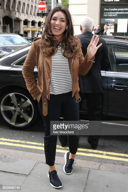 Kelly Brook seen arriving at Debenhams for a meet and greet with fans to celebrate the launch of a new range of Sketchers the lifestyle and...