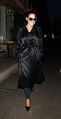 Kelly Brook sighting on March 31 2015 in London England