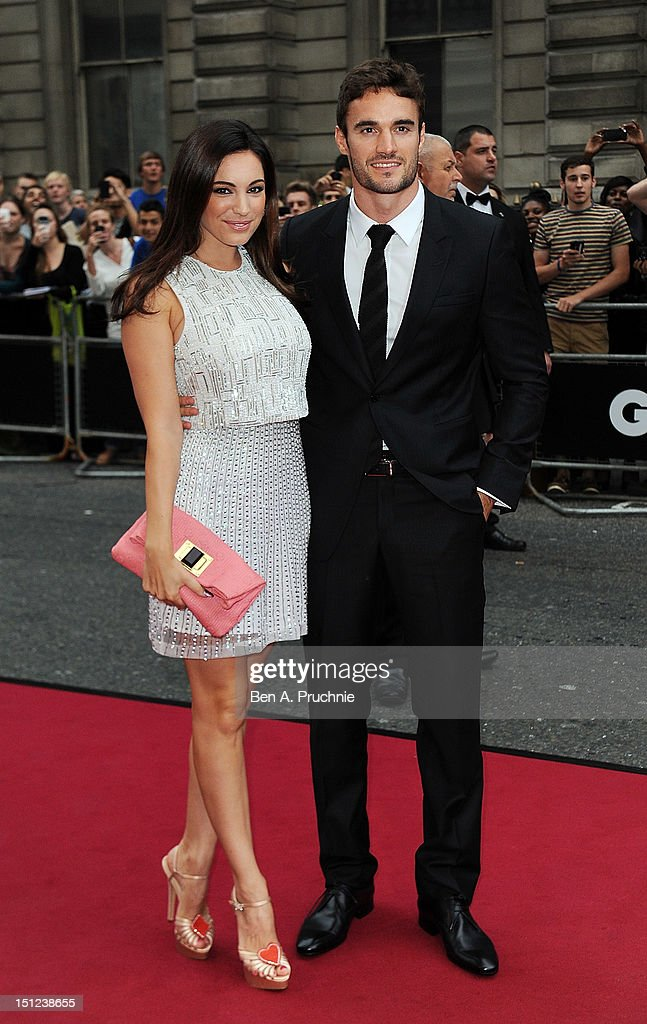 GQ Men of the Year Awards 2012