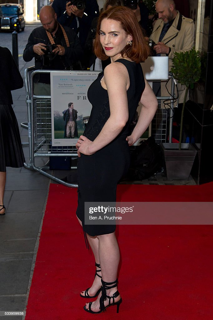 Kelly Campbell attends the UK premiere 'Love And Friendship' at The Curzon Mayfair on May 24, 2016 in London, England.