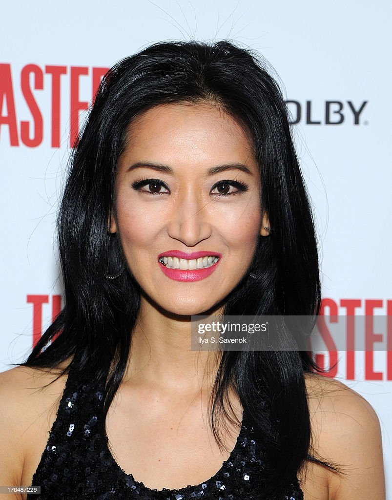 <a gi-track='captionPersonalityLinkClicked' href=/galleries/search?phrase=Kelly+Choi&family=editorial&specificpeople=5102141 ng-click='$event.stopPropagation()'>Kelly Choi</a> attends 'The Grandmaster' New York Screening at Regal E-Walk Stadium 13 on August 13, 2013 in New York City.