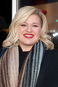 Kelly Clarkson attends the Citizen Watch Company Global Flagship Store Grand Opening at the Citizen Watch Company Global Flagship Store on November...