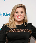 Kelly Clarkson visits SiriusXM Studio on March 3 2015 in New York City