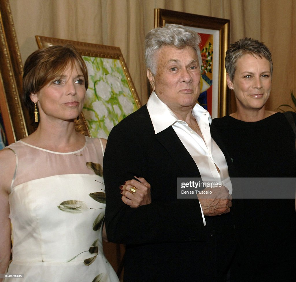Tony Curtis' 80th Birthday Party | Getty Images