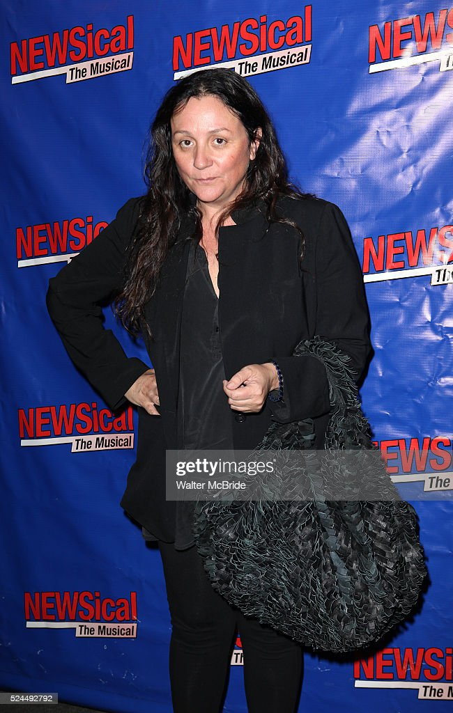 Kelly Cutrone attending the Opening Night Performance of Perez Hilton in 'NEWSical The Musical' at the Kirk Theatre in New York City on September 17...