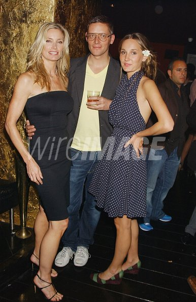 Kelly Emberg Giles Deacon And Ruby Stewart Attend The Aftershow