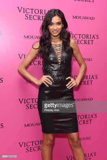Kelly Gale attends 2017 Victoria's Secret Fashion Show In Shanghai After Party at MercedesBenz Arena on November 20 2017 in Shanghai China