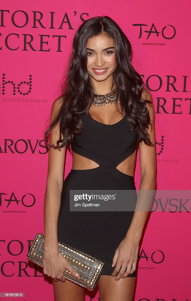 Kelly Gale attends the after party for the 2013 Victoria's Secret Fashion Show at TAO Downtown on November 13, 2013 in New York City.