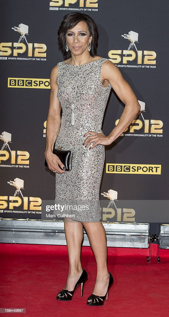 Kelly Holmes attends the BBC Sports Personality Of The Year Awards at ExCel on December 16, 2012 in London, England.