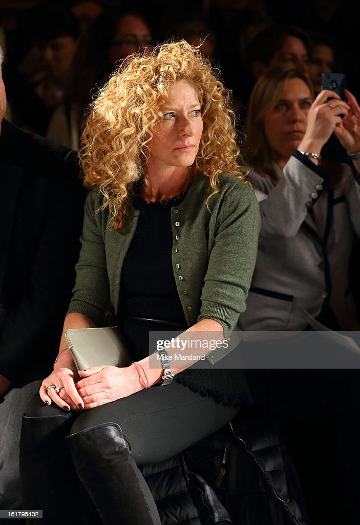 <a gi-track='captionPersonalityLinkClicked' href=/galleries/search?phrase=Kelly+Hoppen&family=editorial&specificpeople=214726 ng-click='$event.stopPropagation()'>Kelly Hoppen</a> attends the Julien Macdonald show during London Fashion Week Fall/Winter 2013/14 at Goldsmiths' Hall on February 16, 2013 in London, England.