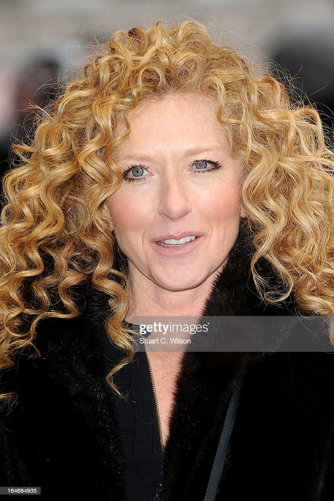 Kelly Hoppen attends the Prince's Trust Celebrate Success Awards at Odeon Leicester Square on March 26, 2013 in London, England.