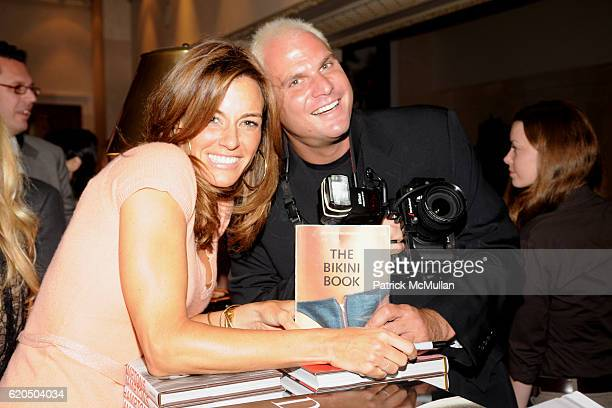 Kelly Killoren Bensimon and Steve Eichner attend ASSOULINE Celebrates the Grand Opening of its First US Boutique at The Plaza at Assouline Boutique...