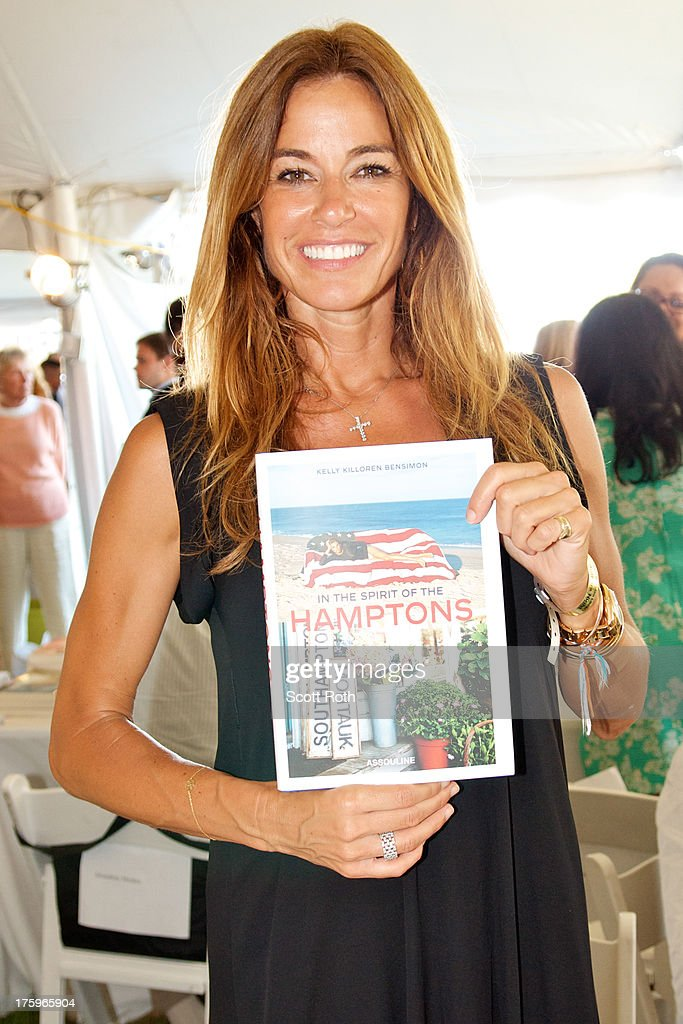 <a gi-track='captionPersonalityLinkClicked' href=/galleries/search?phrase=Kelly+Killoren+Bensimon&family=editorial&specificpeople=621950 ng-click='$event.stopPropagation()'>Kelly Killoren Bensimon</a> attends 9th Annual Authors Night at The East Hampton Library on August 10, 2013 in East Hampton, New York.