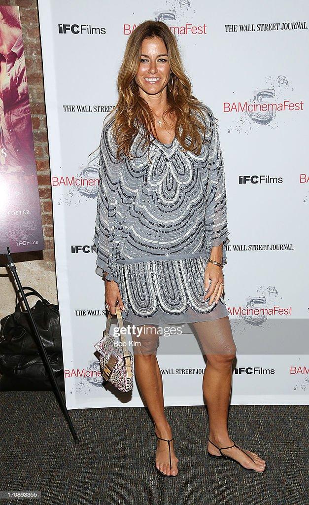 Kelly Killoren Bensimon attends BAMcinemaFest 2013 And The Cinema Society Host The Opening Night Premiere Of 'Ain't Them Bodies Saints' at BAM Harvey...