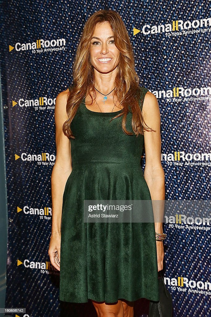 <a gi-track='captionPersonalityLinkClicked' href=/galleries/search?phrase=Kelly+Killoren+Bensimon&family=editorial&specificpeople=621950 ng-click='$event.stopPropagation()'>Kelly Killoren Bensimon</a> attends Canal Room's 10 Year Anniversary at Canal Room on September 16, 2013 in New York City.