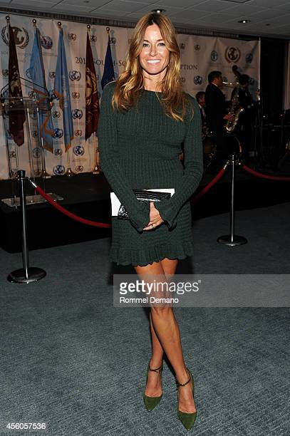 Kelly Killoren Bensimon attends the 2014 SouthSouth Awards at United Nations on September 24 2014 in New York City