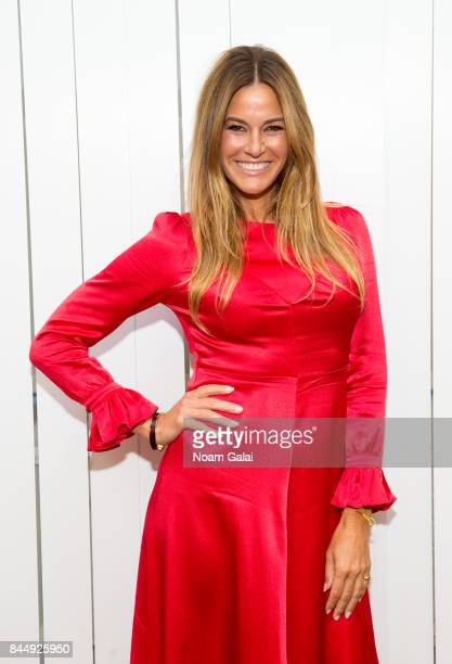 Kelly Killoren Bensimon attends the Jill Stuart fashion show during New York Fashion Week on September 9 2017 in New York City