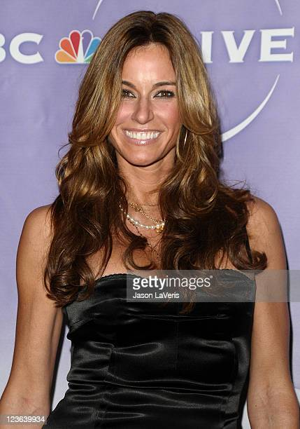 Kelly Killoren Bensimon attends the NBC Universal press tour allstar party at The Langham Huntington Hotel and Spa on January 13 2011 in Pasadena...