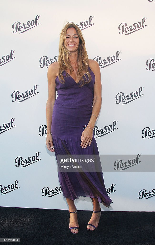 Kelly Killoren Bensimon attends the 'Persol Magnificent Obsessions:30 Stories Of Craftsmanship In Film' Opening at Museum of the Moving Image on July 10, 2013 in the Queens borough of New York City.