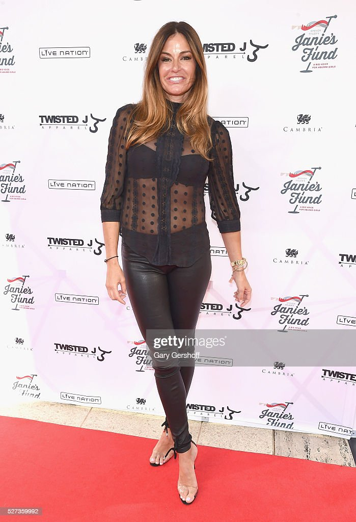 Kelly Killoren Bensimon attends the 'Steven Tyler...Out on a Limb' show to benefit Janie's Fund in collaboration with Youth Villages at David Geffen Hall on May 2, 2016 in New York City.
