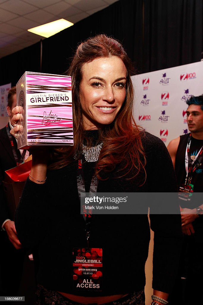 Kelly Killoren Bensimon attends the Z100 Artist Gift Lounge Presented by Pop Tarts at Z100's Jingle Ball 2012 at Madison Square Garden on December 7, 2012 in New York City.