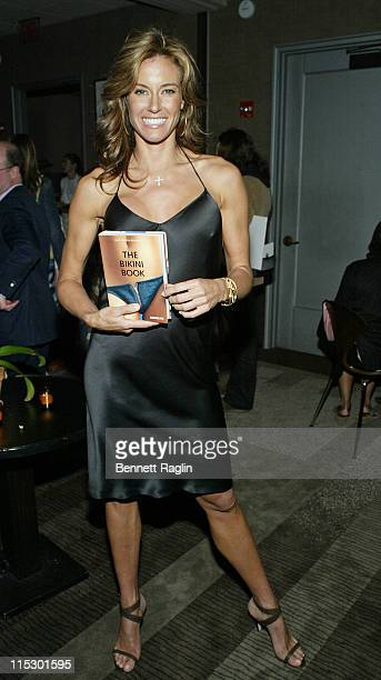 Kelly Killoren Bensimon during Kelly Killoren Bensimon Celebrates the Launch of The Bikini Book at The Yard at Soho Grand at The Yard at Soho Grand...