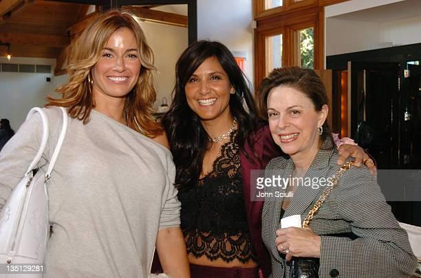 Kelly Killoren Bensimon Laurie Lynn Stark and Jeannine Bradan designer
