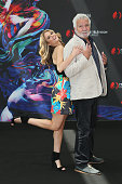 Kelly Kruger and John McCook attend 'The Bold and The Beautiful' Photocall as part of the 56th Monte Carlo Tv Festival at the Grimaldi Forum on June...