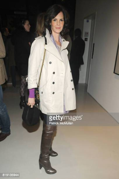 """Kelly Lamb attends PRISM Presents """"ARAKI A PERSPECTIVE"""" Works by NOBUYOSHI ARAKI at Prism Gallery on March 6 2010 in West Hollywood California"""