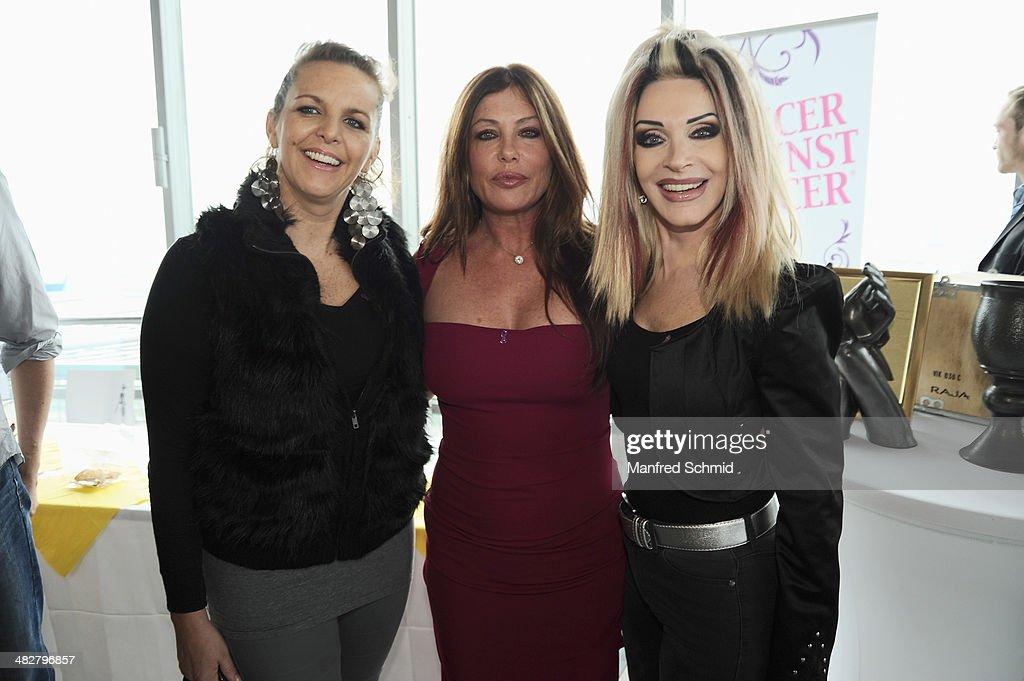 'Dancer Against Cancer' Press Conference