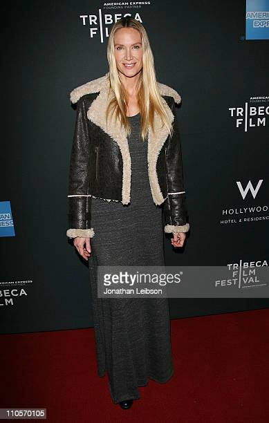 Kelly Lynch attends the 2011 Tribeca Film Festival LA Reception at W Hollywood on March 21 2011 in Hollywood California