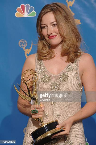 Kelly MacDonald winner Outstanding Supporting Actress in a Miniseries or Movie for 'The Girl in the Cafe''