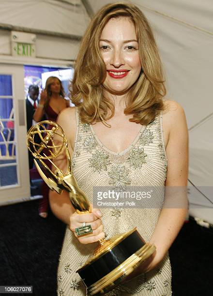 Kelly MacDonald winner Outstanding Supporting Actress in a Miniseries or Movie for 'The Girl in the Cafe'