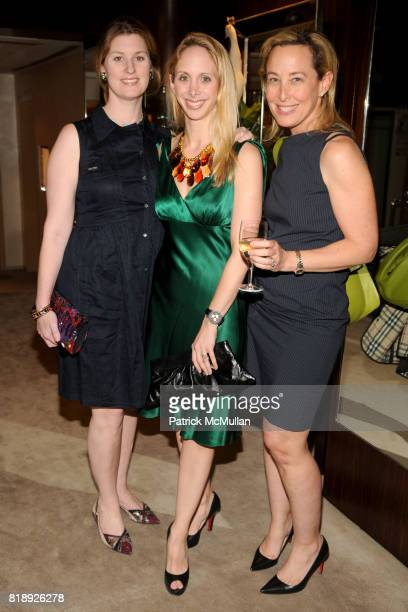 Kelly Mallon Lara Glazier and Faith Coolidge attend JUDITH LEIBER the WILDLIFE CONSERVATION SOCIETY'S 100 for $100 Handbags Cocktail Reception at...