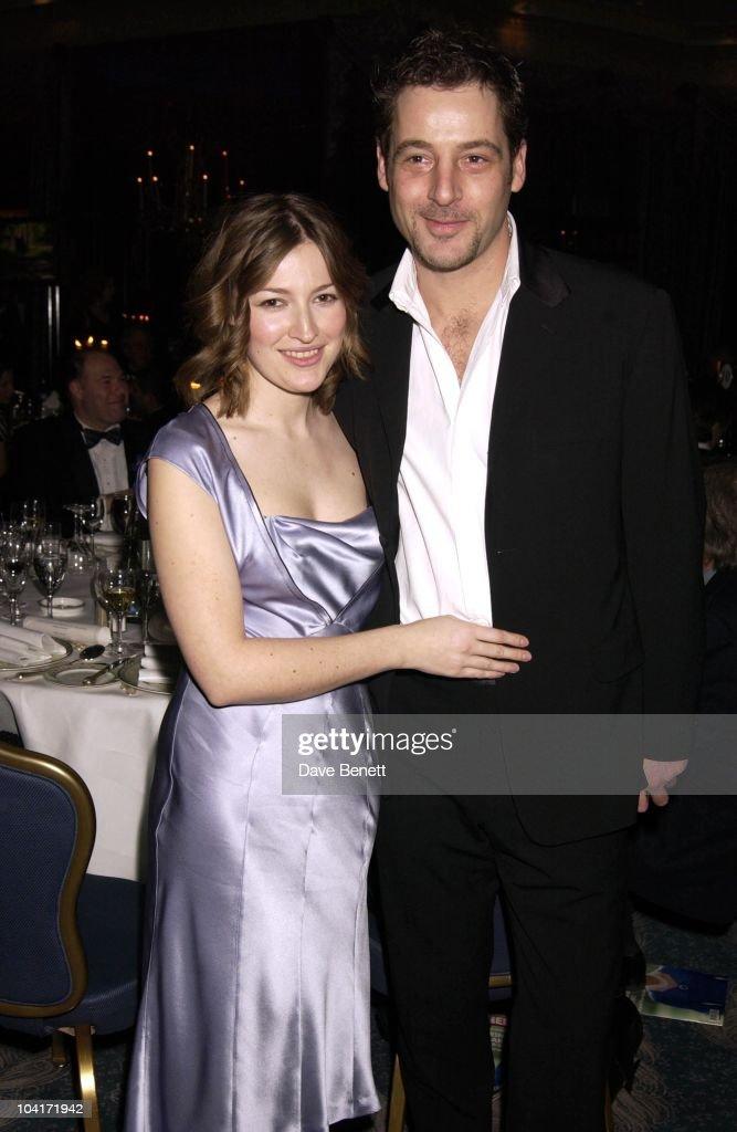 Kelly Mcdonald & Jeremy Northam, London Film Critics Circle Awards 2002, At The Dorchester Hotel, London