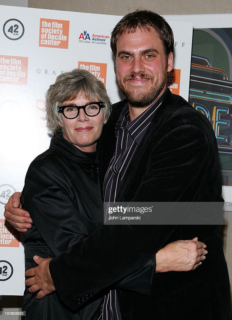 <a gi-track='captionPersonalityLinkClicked' href=/galleries/search?phrase=Kelly+McGillis&family=editorial&specificpeople=673497 ng-click='$event.stopPropagation()'>Kelly McGillis</a> and Jim Mickle attend the 'Stake Land' premiere at The Film Society of Lincoln Center on October 27, 2010 in New York City.