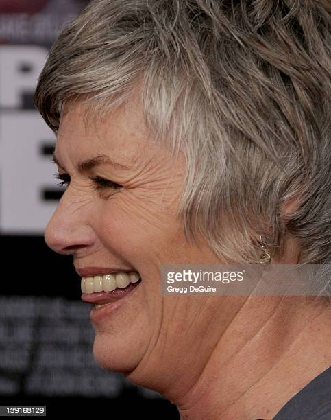 Kelly McGillis arrives at the Los Angeles Premiere of 'Prince of Persia' at the Grauman's Chinese Theatre on May 17 2010 in Hollywood California