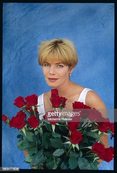 Kelly McGillis at the International Film Festival to promote the film she produced entitled Grand Isle by Mary Lambert