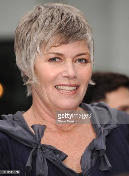 Kelly McGillis attends the Jerry Bruckheimer Hand And Footprint Ceremony at Grauman's Chinese Theatre on May 17 2010 in Hollywood California