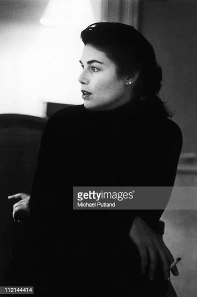 Kelly McGillis portrait London 1987